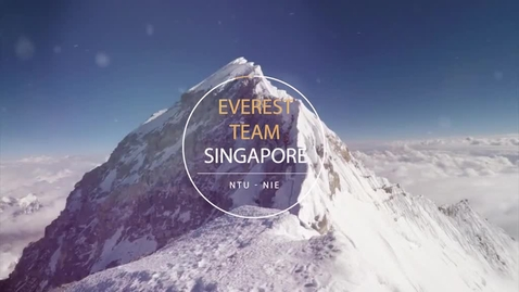 Thumbnail for entry Everest Montage Video