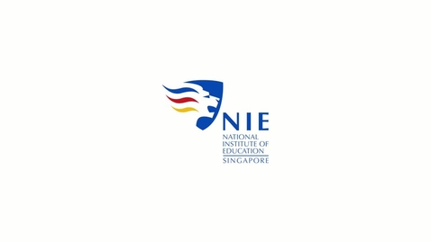Thumbnail for entry Leaders in Education Programme at NIE