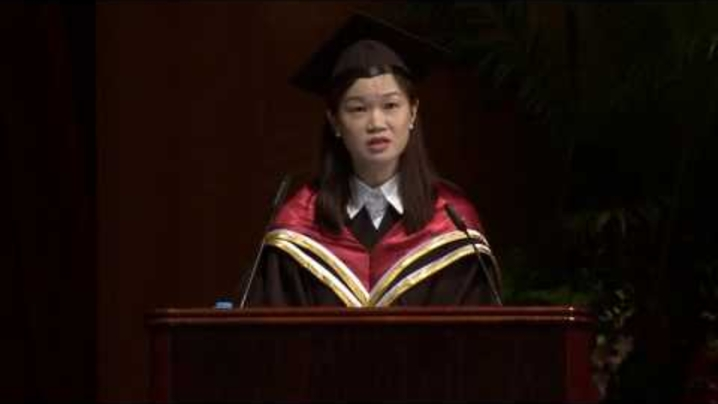 Thumbnail for channel Convocation Speeches